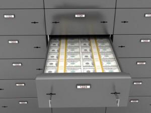 Safe Deposit with Cash